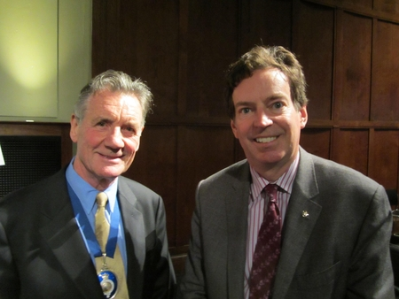 Royal Geographical Society and Michael Palin 003.JPG