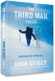 Third Man Factor book cover